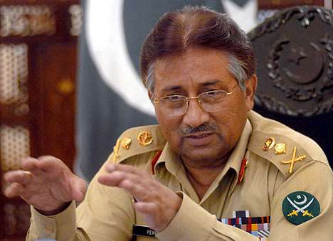 Image result for pakistani president Musharraf photo